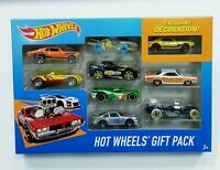 Hot Wheels 9 Car Gift Pack Exclusive Decoration NIB