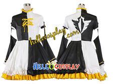 Vocaloid Cosplay Hard-R.K.Mix Kagamine Rin Meltdown Costume H008