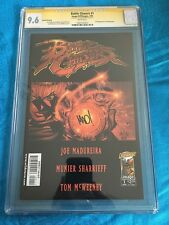 Battle Chasers #1 2nd - Cliffhanger - CGC SS 9.6 NM+ - Signed by Joe Madureira