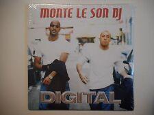 DIGITAL : MONTE LE SON DJ [ CD SINGLE NEUF PORT GRATUIT ]