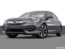 2016 Honda Accord EX-L Sedan 4-Door