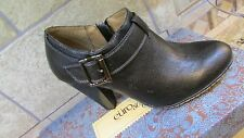 NEW EUROSOFT SONDRA BLACK ANKLE BOOTIES BOOTS WOMENS 8.5 NEW IN BOX