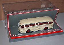 Corgi Original Omnibus 40301 Burlingham Seagull Wallace Arnold tours NB (#A6)