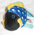 NEW WITH SEALED CODE LIl' WEBKINZ BLUE TRIGGERFISH