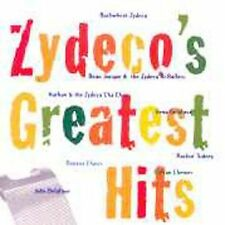 Zydeco's Greatest Hits by Various Artists (CD, Sep-1996, Easydisc)