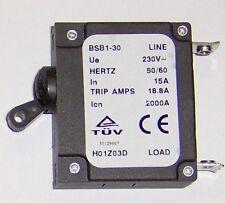 BSB1-30 Circuit Breaker 18.8 Amp   Baishibao    Ships from USA