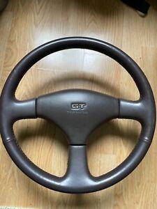 JZX81 OEM Twin Turbo GT Steering Wheel Toyota Mark II Chaser Cresta 1JZ TRD TOMS