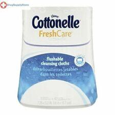 Cottonelle Flushable Cloth Refill 8X84ct