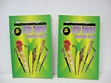 New = 2 LETTER OPENERS by L-W Collector's Digest PB 140+ colorful pages