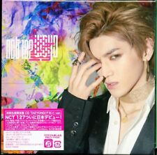 NCT 127-CHAIN (TAEYONG VER)-JAPAN CD+BOOK Ltd/Ed E77