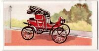 American 1900 Staamobile Steam Engine Car Motor Auto Vintage Trade Ad Card