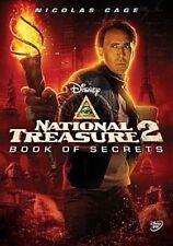 National Treasure 2 Book of Secrets 0786936735390 DVD Region 1