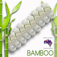 Bamboo Ankle Socks - Mens & Ladies Unisex Low Cut White Bamboo Sport Socks
