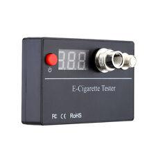 E-cigarette Ohm Reader Meter Resistance Voltage Tester 510 Threaded for Atomizer