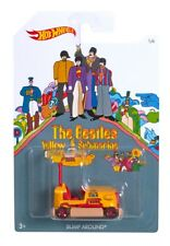 Hot Wheels DML74 The Beatles Yellow Submarine Bump Around 1/6