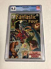 Fantastic Four (1970) # 94 (CGC 9.2 OWTWP) | 1st App Agatha Harkness Wandavision