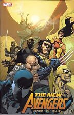 New Avengers Vol 6: Revolution by Bendis, Yu & Maleev TPB 2009 Marvel Comics
