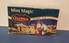 Celestial Seasonings- Mint Magic Herbal Tea, Pack of 3 ( 1.4 oz boxes )