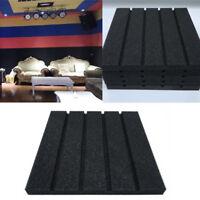 1Pc Acoustic Foam Panel Sound Stop Absorption Sponge KTV Studio Soundproof Pad w