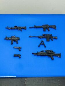 "Custom Weapons 6"" scale 1:12 weapons Guns  Accessories G.I. Joe  Marvel Legends"