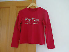 Ladies, pink, Debenhams top size M