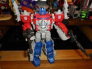 Hasbro Transformers titans Return Leader Powermaster Optimus Prime complete