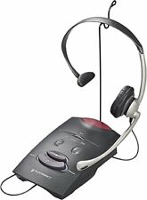 Plantronics S11 Office Business Wired Hands-free Telephone Headset System