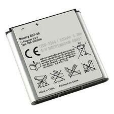 Reemplazo Sony Ericsson C902 C905 K770i K850i R300 S500i Batería BST-38