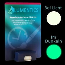 Uhrenzeigerfarbe Natur-Grün - Feine Leuchtpaste für Uhrzeiger oder Schmuck