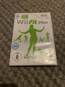 Wii Fit Plus - Exercise Party Video Game (Nintendo Wii, 2009)