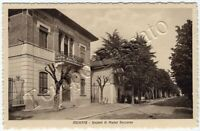 Cartolina di Merate, scuola - Lecco