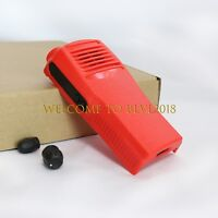 Red ReplacementHousingCaseCoverFor Motorola CP200 RADIO