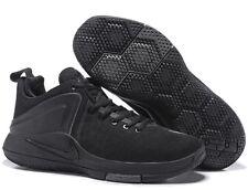 NIKE LEBRON ZOOM WITNESS (GS) SZ 7 Y Black Basketball Shoes 860272 600