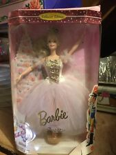 Mib 1996 Collector Edition Barbie As The Sugar Plum Fairy In The Nutcracker Doll