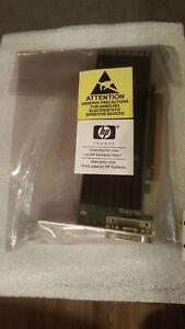 HP / Nvidia Quadro NVS 290 P538 256MB DDR2 PCI-E x16 Graphics Card. Full Height
