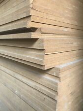 35 x Standard MDF Panels 25mm Boards Sheets