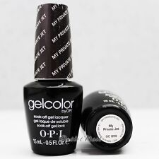 OPI GelColor GC B59 MY PRIVATE JET 15mL/ 0.5oz UV LED Gel Polish Color
