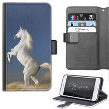 Fundas con tapa Para Huawei Mate 10 color principal blanco para teléfonos móviles y PDAs