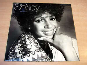 EX !! Shirley Bassey/Good Bad But Beautiful/1975 United Artists LP