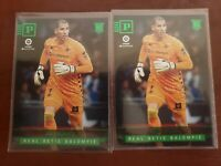 Joel Robles 2020 Panini Chronicles 2 Card Rookie Lot Green Parallel