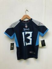 Tennessee Titans Kid's Nike Game Jersey - 8 Years - Jones 13 - New with Defects