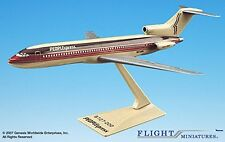 PEOPLExpress (81-87) 727-200 Airplane Miniature Model Plastic Snap Fit 1:200