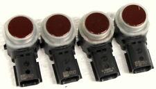 OEM 2015-17 Ford Parking Assist Sensor Copper (Set Of 4) FR3Z-15K859-AAPTM