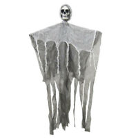 2018 Hot Haunted House Bar Long Hair Halloween Party Hanging Ghost Horror Props
