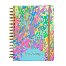 LILLY PULITZER - 2017-2018 Agenda - 17 month Planner - Beach Loot - Medium