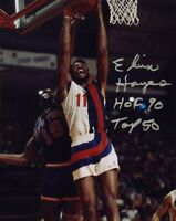 Elvin Hayes Autographed Signed 8x10 Photo ( HOF Rockets ) REPRINT