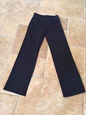Puma Nuala Women's Black Cotton/Modal Boot Cut Workout/Yoga Pants Sz XS NWOT!