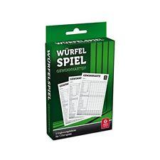 Würfelspiel Gewinnkarten - Ass Altenburger