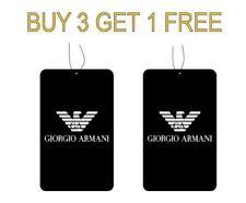 Armani Diamante/si Perfume Ambientador Coche 100% de alta calidad (compre 3 lleve 1 Gratis)