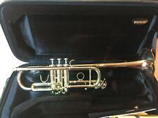 "New Wisemann DTR-500  Rose Brass Bell ""C"" Trumpet - Superb  Value"
